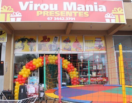 32159d93c Inaugurou em Ivinhema a loja Virou Mania Presentes — Notícias de Ivinhema,  Angélica, Novo Horizonte do Sul e Vale do Ivinhema - Ivi Notícias